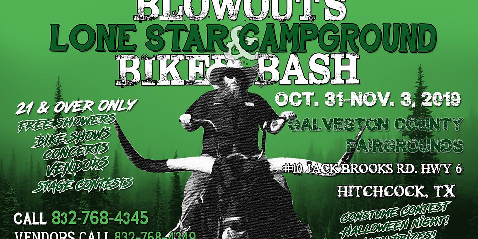 Blowout's Lone Star Campground Biker Bash
