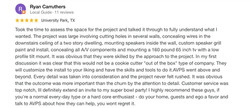 Avpstechnologies Google Review from Ryan Carruthers