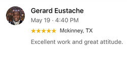 Avpstechnologies Google Review from Gerard Eustache