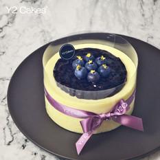 Blueberry Cheese Cake 藍莓芝士蛋糕