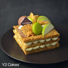 Cinnamon Apple Napoleon 玉桂蘋果拿破崙