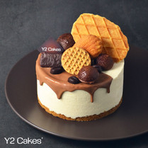 Baileys Cheese Cake  咖啡忌廉酒芝士蛋糕