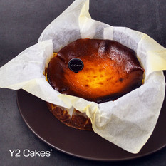 Basque Burnt Cheese Cake 巴斯克焗芝士蛋糕