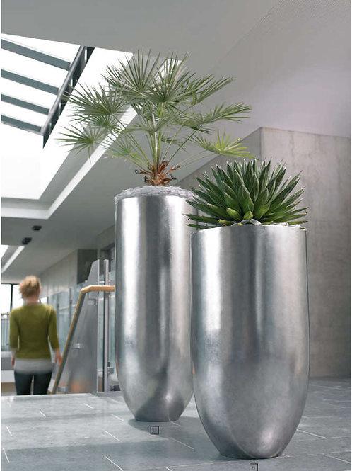 Pandora Gold & Silver Leaf Planters
