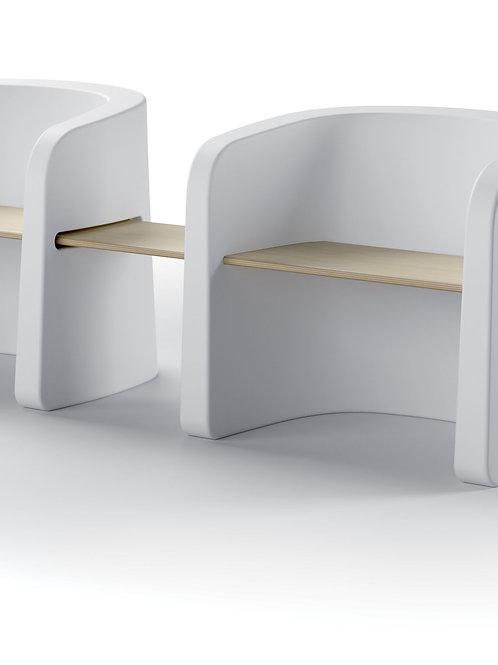 Talea Bench Birchwood Seat