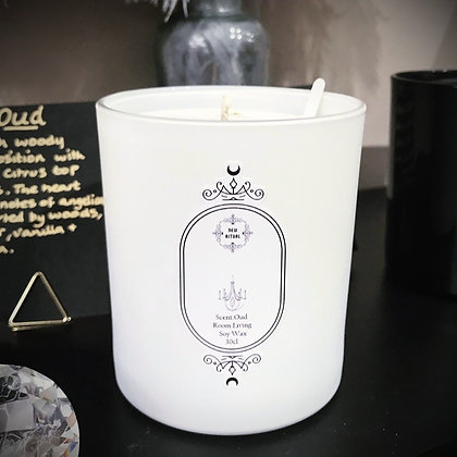Limited Edition 'Oud' White