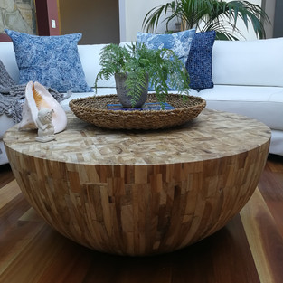 Reclaimed Teak Coffee Table-11932