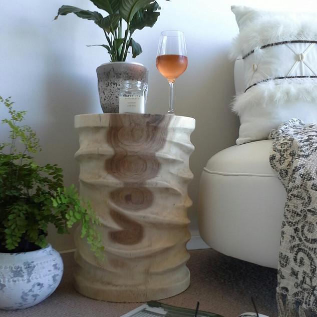 Munggur Stool/Side Table-10501