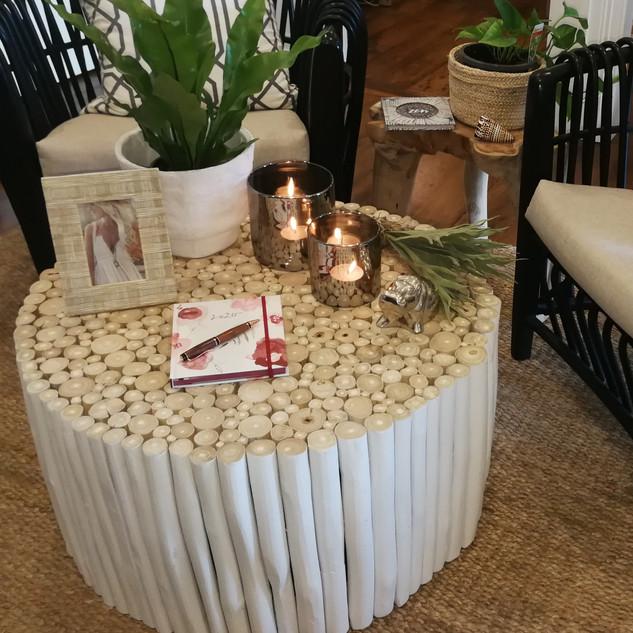 Teak Branch Coffee Table - 10351