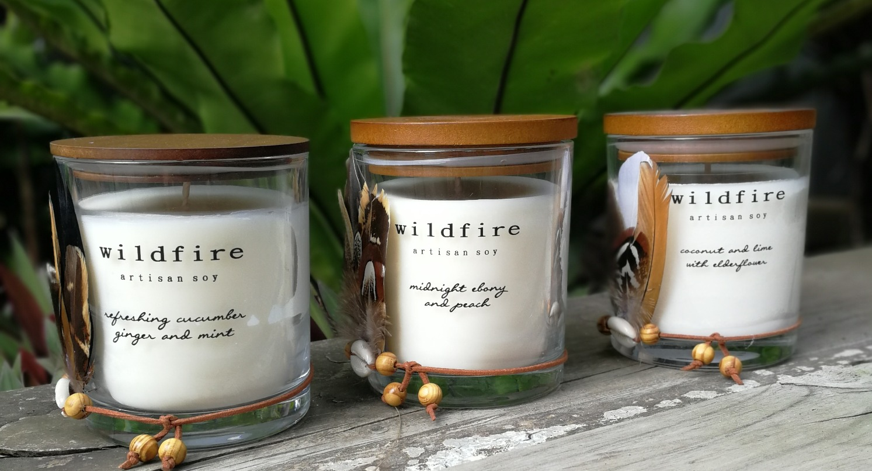 Indigo Rose Home Living Kiama Candles
