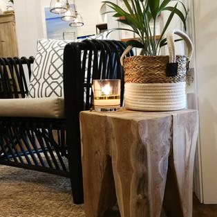 Peg Side Table / Stool - 12831
