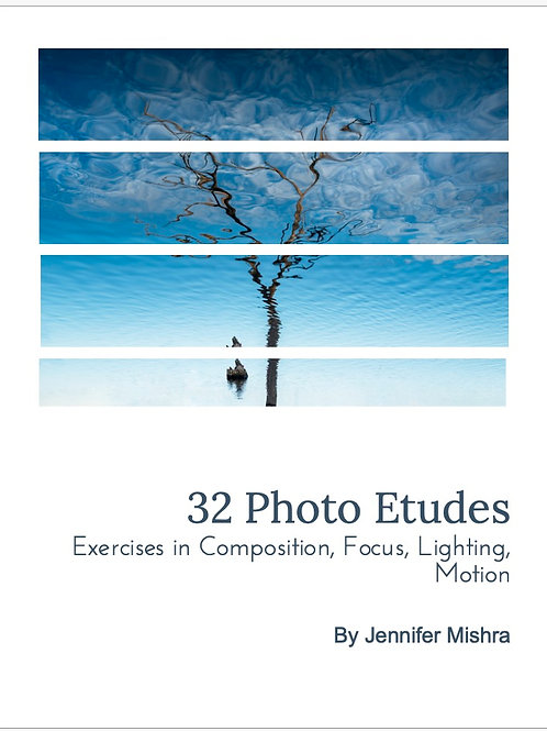 32 photo etudes book