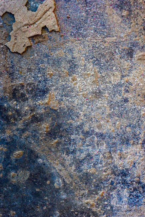 Art Blue Metal 4