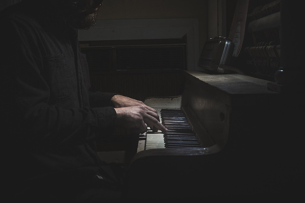 Photo pianist
