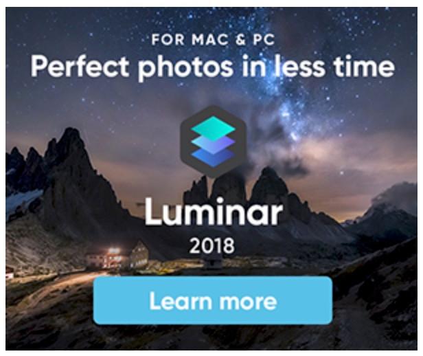 Luminar Affiliate Link