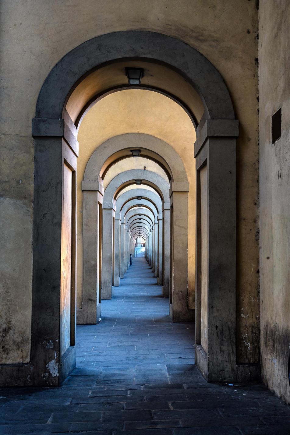 Tunnel Ponte Vecchio