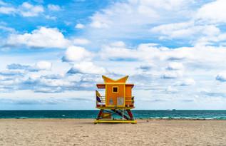 Miami Beach Lifeguard Stand - 3rd Street