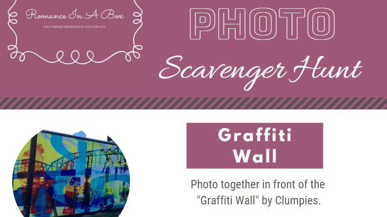 Epic Chattanooga Scavenger Hunt