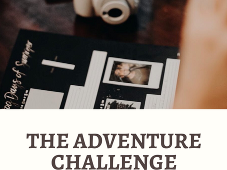 The Adventure Challenge Date Night-Bringing Fun Back