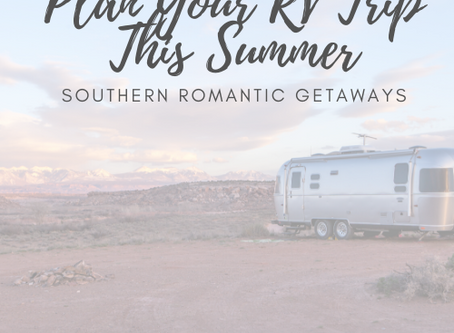 Plan Your RV Trip This Summer