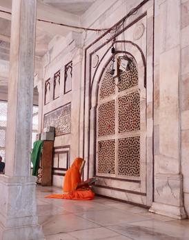 Tomb of Salim Chishti サリム・チスティのお墓