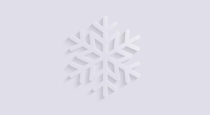 Grey Snowflake