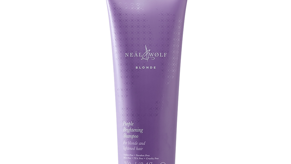 Neäl & Wølf Blonde Shampoo (250ml)