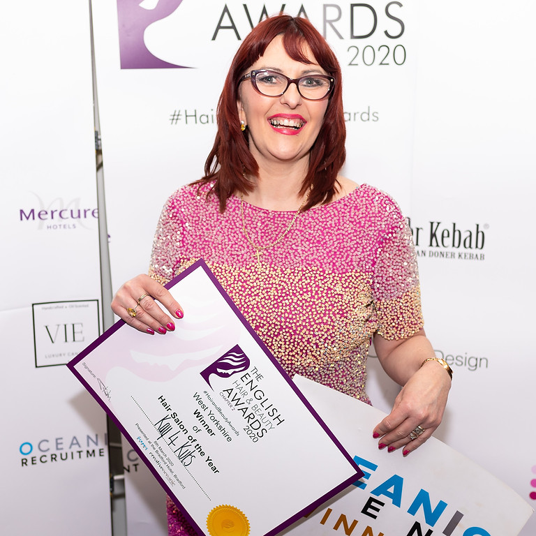 Celebrating West Yorkshire Hair Salon of the Year 2020