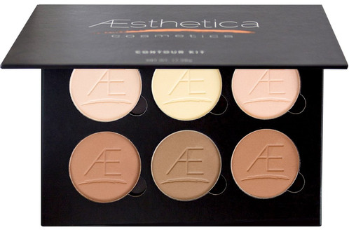 powder contour kit. specially formulated to work with fair tan skin tones! powder contour kit m