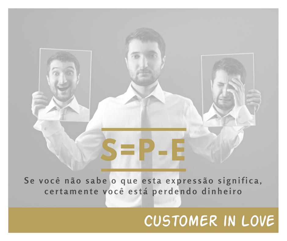 S=P-E