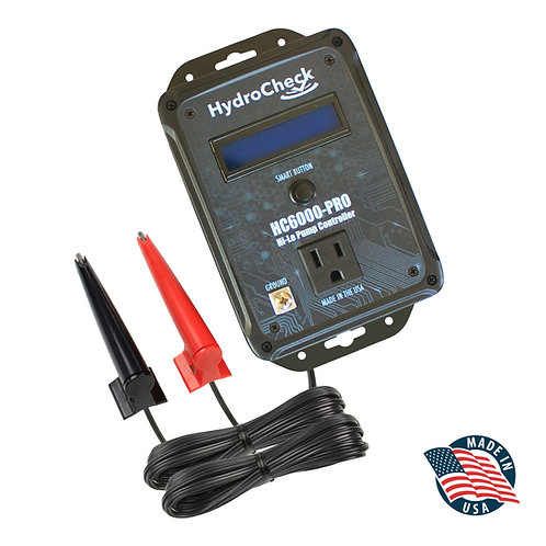 HC6000-PRO Sump Pump Switch and Performance Monitor