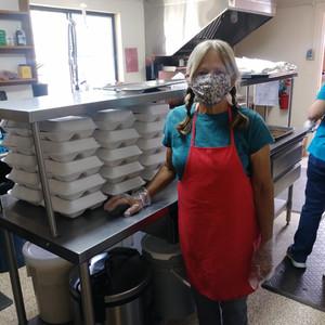 Tuesday Kitchen Crew (Liz)