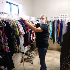 Wendy (Clothing Store & Special Events Volunteer)