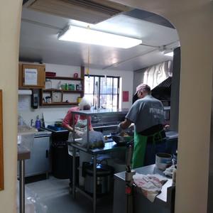Friday Kitchen Crew