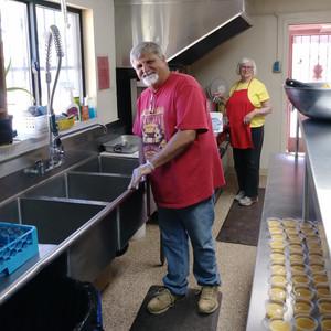 On call Kitchen Volunteer (Mario Kitchen & Special Events Volunteer) (Lea HR Secretary & On call Kitchen Volunteer)