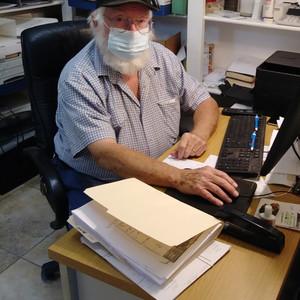 Ken (Office & HR Driver)