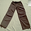 Thumbnail: Pantalon Homme velours beige et imprimé taille M