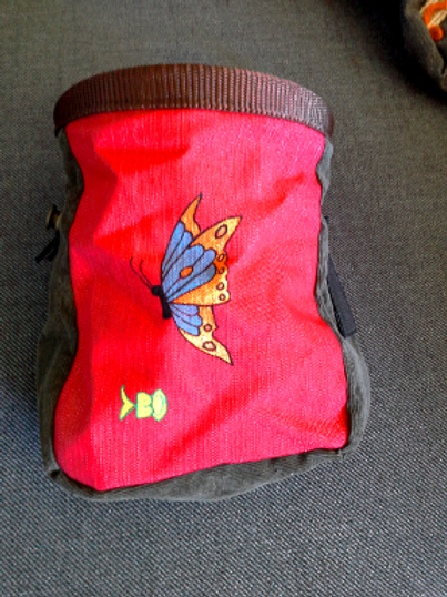 Sac à magnésie Papillon