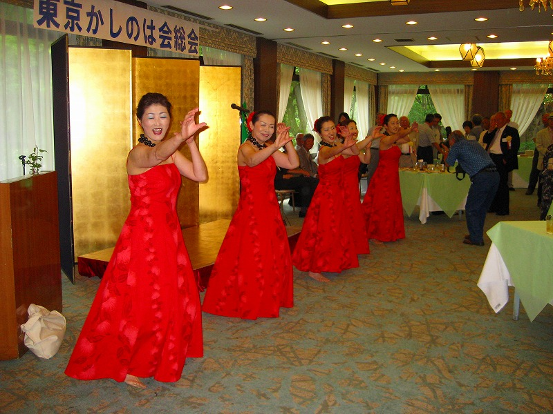2011年総会懇親会