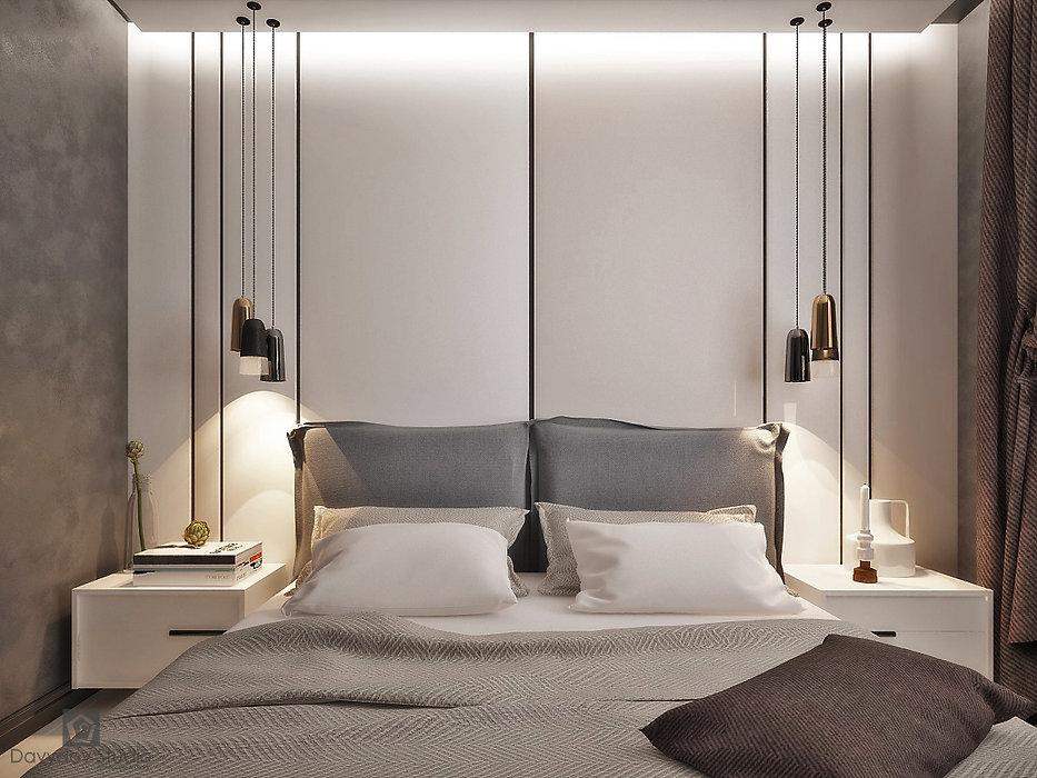 Современный дизайн интерьера, современны
