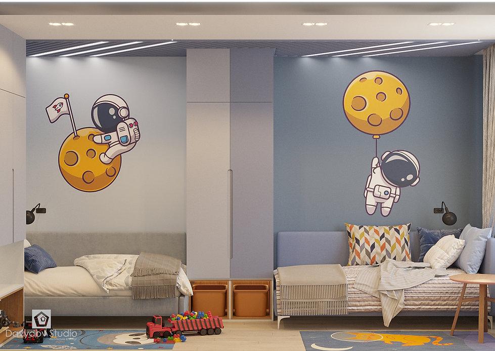 4 Дизайн интерьера детской мальчика.jpg