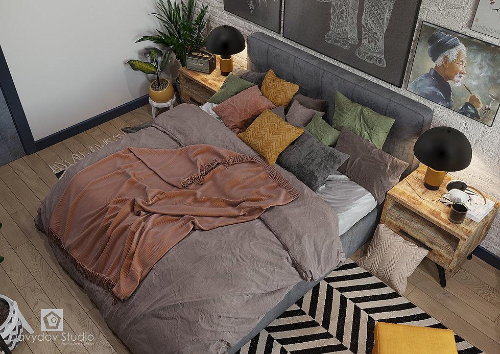 6 Дизайн интерьера кровать.jpg