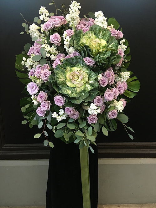 Bereavement Floral Stand