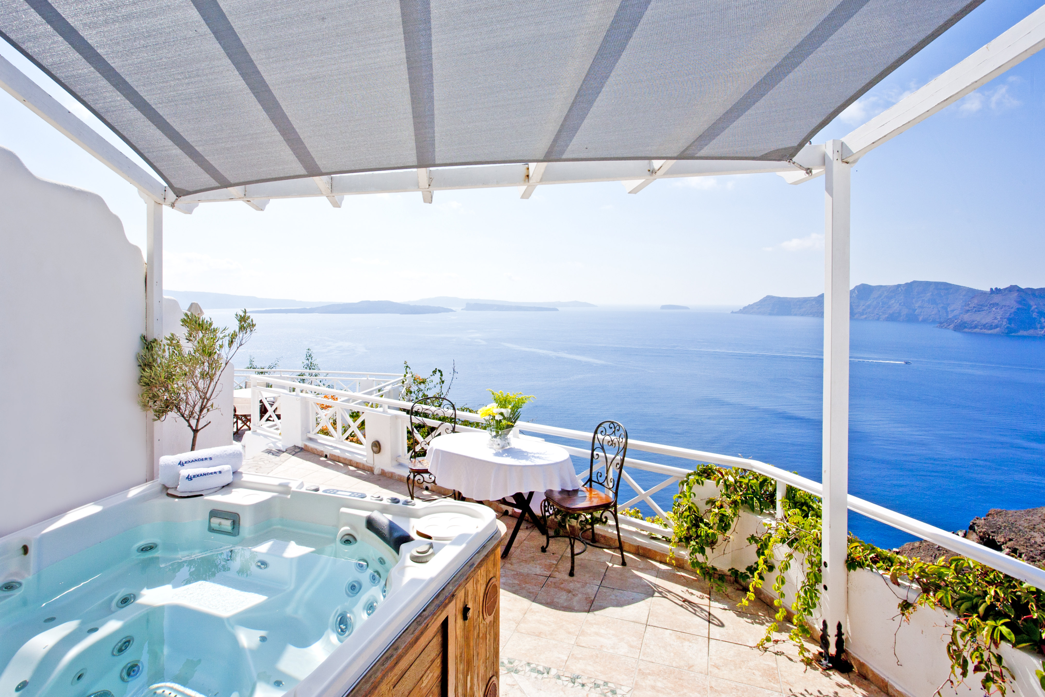 Alexander S Boutique Hotel Of Oia Santorini Luxury Boutique Hotel