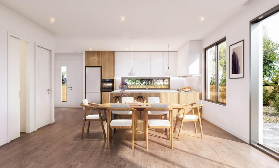 Lilydale Gardens - Kitchen