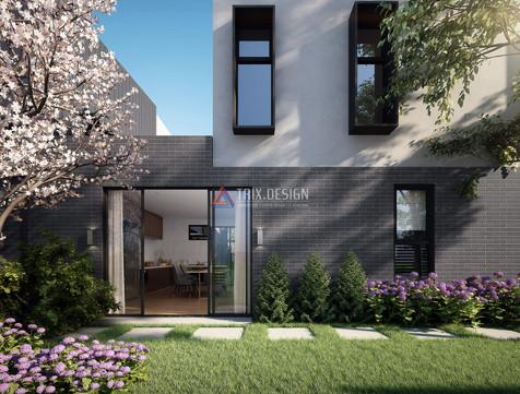 Dryden Residence - v8