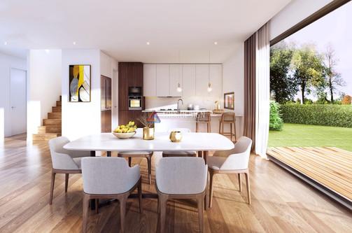 Knoxfield Gardens - Kitchen