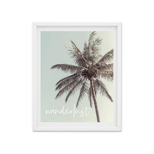 Wanderlust (palms)