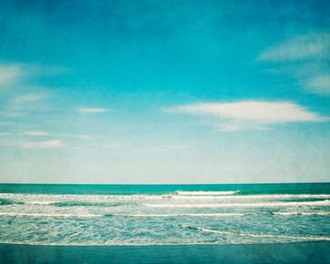 The Teal Ocean