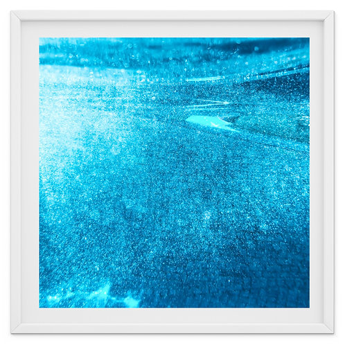 Luminance -abstract swimming pool print or canvas wrap